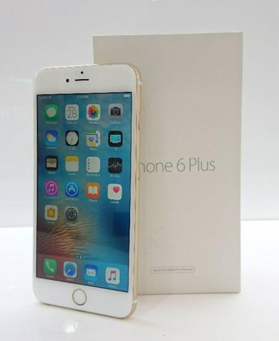 Second iPhone 6 Plus 64 Gold Full Set Like New (Certified Pre Owned) Resmi dari Apple