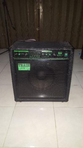DIJUAL Bass Amplifier Trash Elliot Studio 100