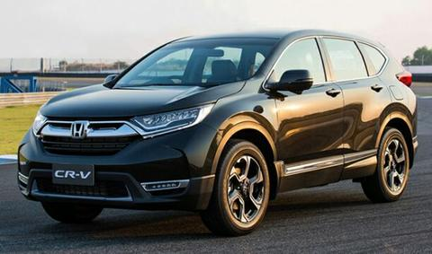 All New CR-V Turbo, The Big Boss From Japan