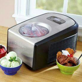 ICE CREAM MAKER TIPE ICE-100-BC