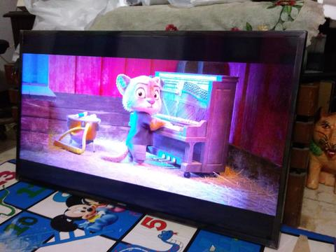 TV LED SAMSUNG 40 inch 4K UA40KU6000K [MURAH] Like New 99%!