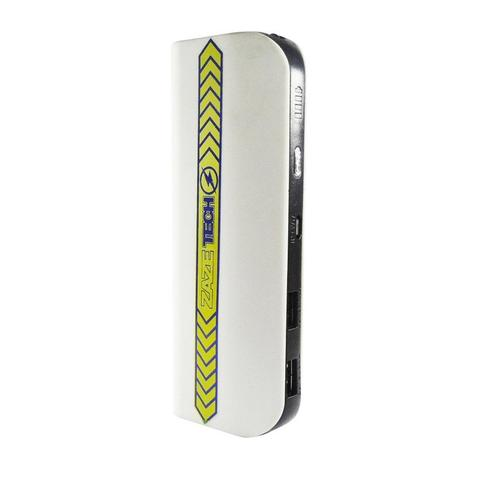 Zazetech Power Bank 32000mAh Free Stand Holder Hippo Potamus - White Black
