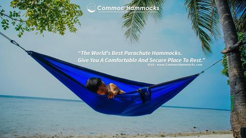 HAMMOCK COMMOC (Commoc Hammocks) Not Ticket To The Moon TTTM ENO Akira Mata