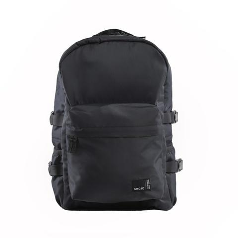 Backpack Khojo - Pasai - Black & Navy Blue - Indonesian Product - Original