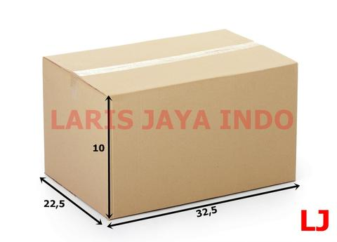 Kardus Packing 32,5 x 22,5 x 10 cm
