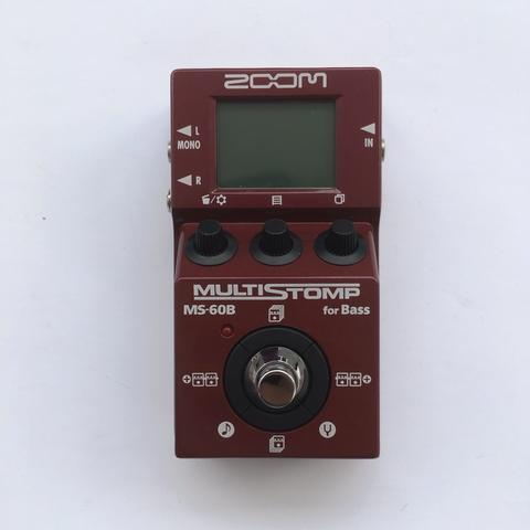 #Gaklarang Zoom Multistomp MS50G | MS60B | A3 Acoustic Remodeling
