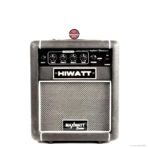 ***BILLY MUSIK*** Ampli Bass Hiwatt Hurricane 8 Inch 10 Watt