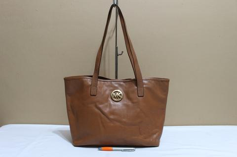 3565ff1d38d083 ... bag red fcef3 615b8; usa tas branded michael kors brown leather tote  second bekas original asli 89506 ada2b