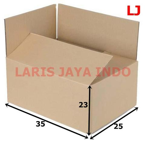 Kardus Packing 35 x 25 x 23 cm