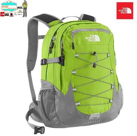 TNF THE NORTH FACE BACKPACK BOREALIS BRAND NEW ORIGINAL YOUNG GREEN