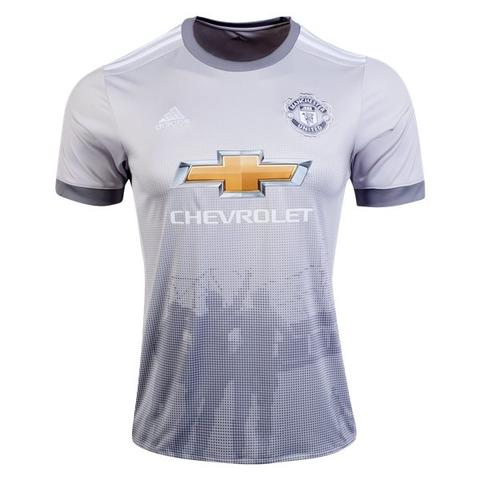 best service bf647 5c355 Jersey Manchester United 3rd 2017-2018