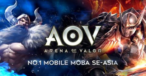 Arena Of Valor Voucher (Android / IOS) GameMinus