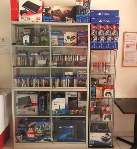BD PS4 PES 2017, Fifa 17, Final Fantasy XV, Uncharted, WWE 2K17, Overwatch