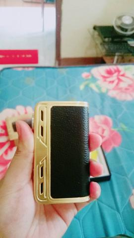 Vape Charon tc 218 warna gold (not ipv battlestar smok)