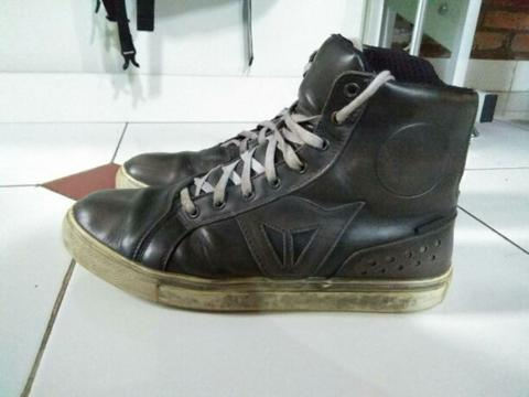 Dainese Street Rocker D-WP Mortorcycle Shoes