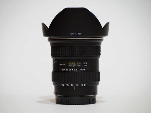 Tokina 11-16mm f/2.8 AT-X 116 Pro DX For Sony Alpha DSLR