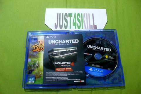 WTS Uncharted The Lost Legacy