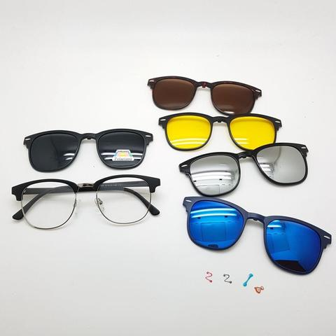 FRAME RAYBAN CLUBMASTER CLIP ON