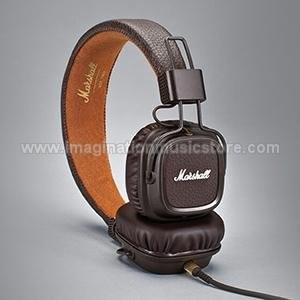 [IMAGINATION MUSIC STORE] Marshall Headphones Major II Brown