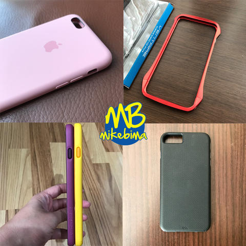 2nd Case iPhone 7┃7 plus┃6s┃plus┃S7┃S6┃dll (Spigen┃Apple┃Power Support┃dll)