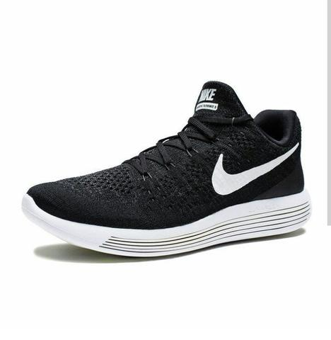 <WTS>Nike Lunarepic Low Flyknit 2 Black White Premium High Quality