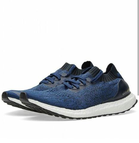 <WTS>Adidas Ultra Boost Uncaged Navy Premium High Quality