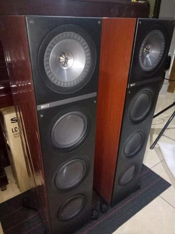 Kef floorstand speaker Q700 mint kondition
