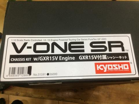 Kyosho V-One SR