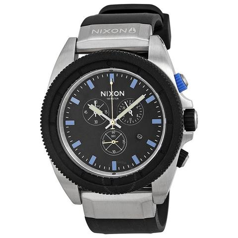 Nixon Rover Chrono GT II Rubber Midnight New, Original With Box and Tag