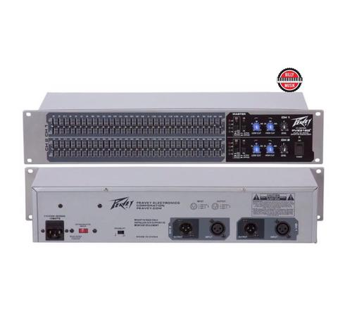 ***BILLY MUSIK*** Equalizer Peavey PV-231EQ 2 Channel 31 Band