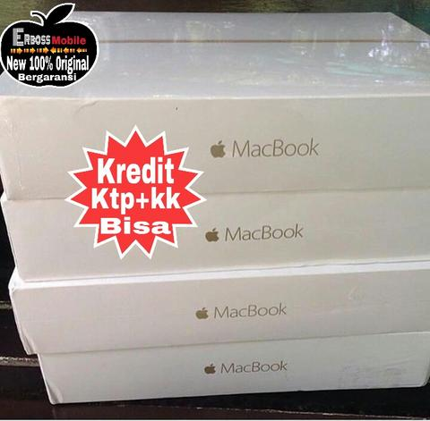 Macbook MLHF2-Gold-Retina Display cash/kredit toko ktp+kk bisa 081905288895