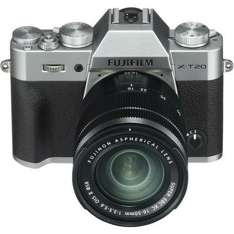 Fujifilm X-T20 Kit 16-50mm + Instax Share SP2 Kredit Mudah