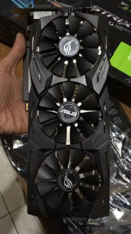 Asus Strix OC GTX 1070 8GB
