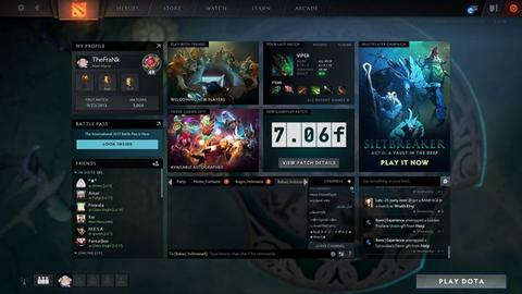 ID DOTA DATA LENGKAP ALL ON MMR 2,5K/4K MM IMEL COD BOGOR
