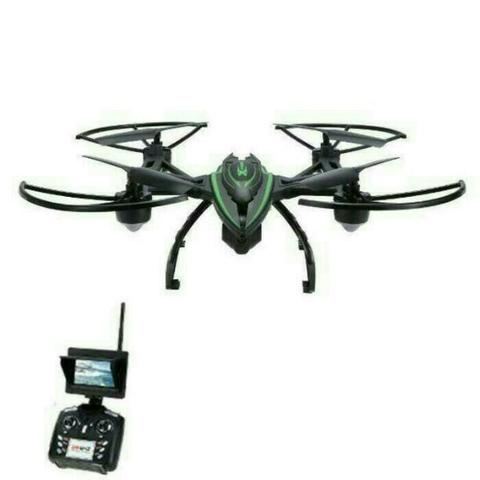 Drone Mantap JXD 509 G With Altitude Hold (Stabil) + LCD Monitor FPV 5.8 Ghz + HD Cam