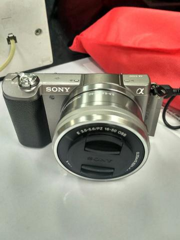 Sony A5100L with 16-50mm Mirrorless Kredit Mudah