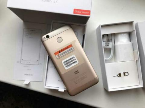 Kredit Xiaomi Redmi 4X Gold 3/32Gb