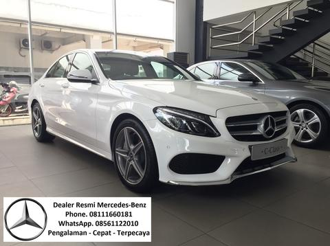 New Mercedes Benz >> Terjual Mercedes Benz C 300 Amg New Mercedes Benz C Class C300 Amg