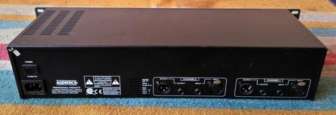 AUDIENCE Graphic Equalizer 231 Made in : USA