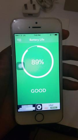IPhone 5S Gold 16Gb Fullset Singapore WORTH IT Ex Cewe