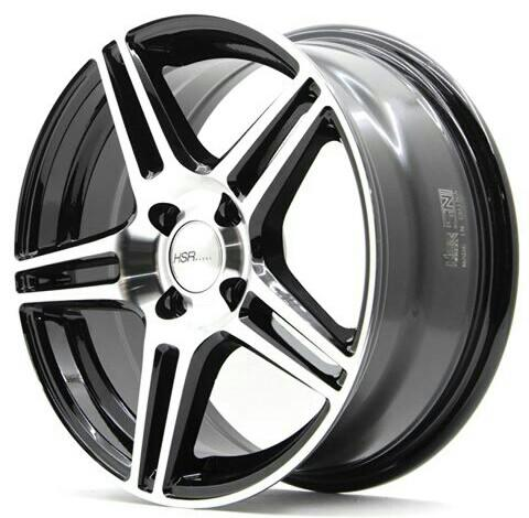 Jual Velg Racing Mobil Ring 15 Darwin Hsr Wheel Lobang 4 Model Palang 5 Bintang