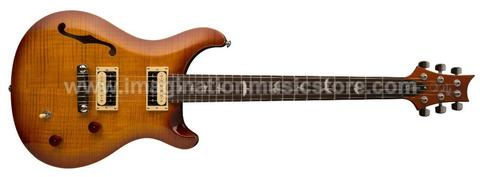 [IMAGINATION MUSIC STORE] Gitar Elektrik PRS SE Custom 22 Semi-Hollow Orange