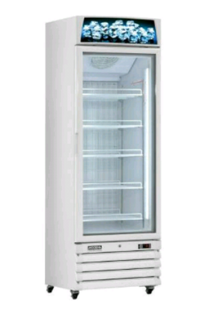 SHOWCASE DISPLAY FREEZER, UPRIGHT GLASS DOOR FREEZER, DISPLAY FREEZER