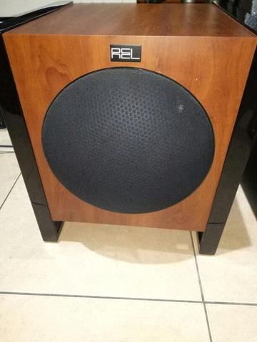 REL acoustic subwofer T-1