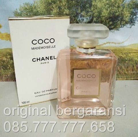Jual Parfum Original Chanel Coco Mademoiselle Edp 100ml Original