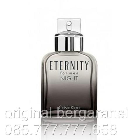 Parfum Original CK Eternity Night Men EDT 100ml Original