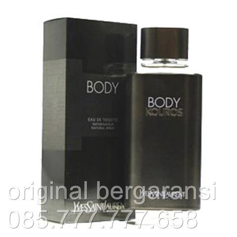 Parfum Original Yves Saint Laurent Body Kouros for Men EDT 100ml Original
