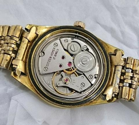 Citizen Newmaster Manual