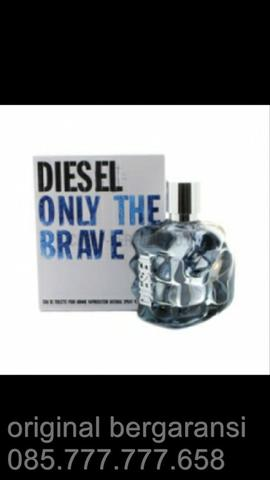 Parfum Original Diesel Only The Brave for Men EDT 75ml