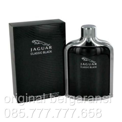 Parfum Original Jaguar Classic Black for men EDT 100ml